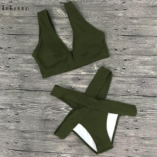 TeLaura Open Sided Brazilian Bikini 5