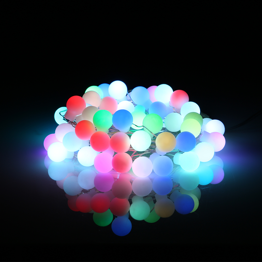 Us 10 4 Aliexpress Com Buy Dularf 50 Led String Lights For Indoor Outdoor Christmas Tree Color Changing Theme Party Halloween Waterproof From