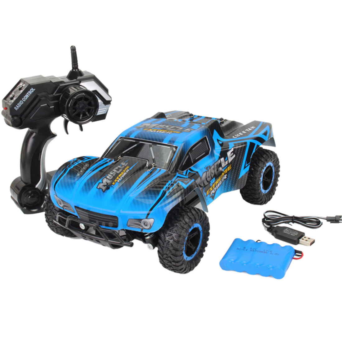 1:16 2.4G 25KM/H High-speed Off-road Vehicle RC Drift Car Racing Car Sport Car Toys for Children Outdoor Playing Gift 20191:16 2.4G 25KM/H High-speed Off-road Vehicle RC Drift Car Racing Car Sport Car Toys for Children Outdoor Playing Gift 2019