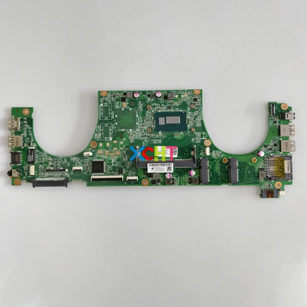CN 0M9CVC 0M9CVC M9CVC DAJW8CMB8E1 W I3 4030U CPU For Dell Vostro 5470 V5470 Laptop PC Notebook Motherboard Mainboard