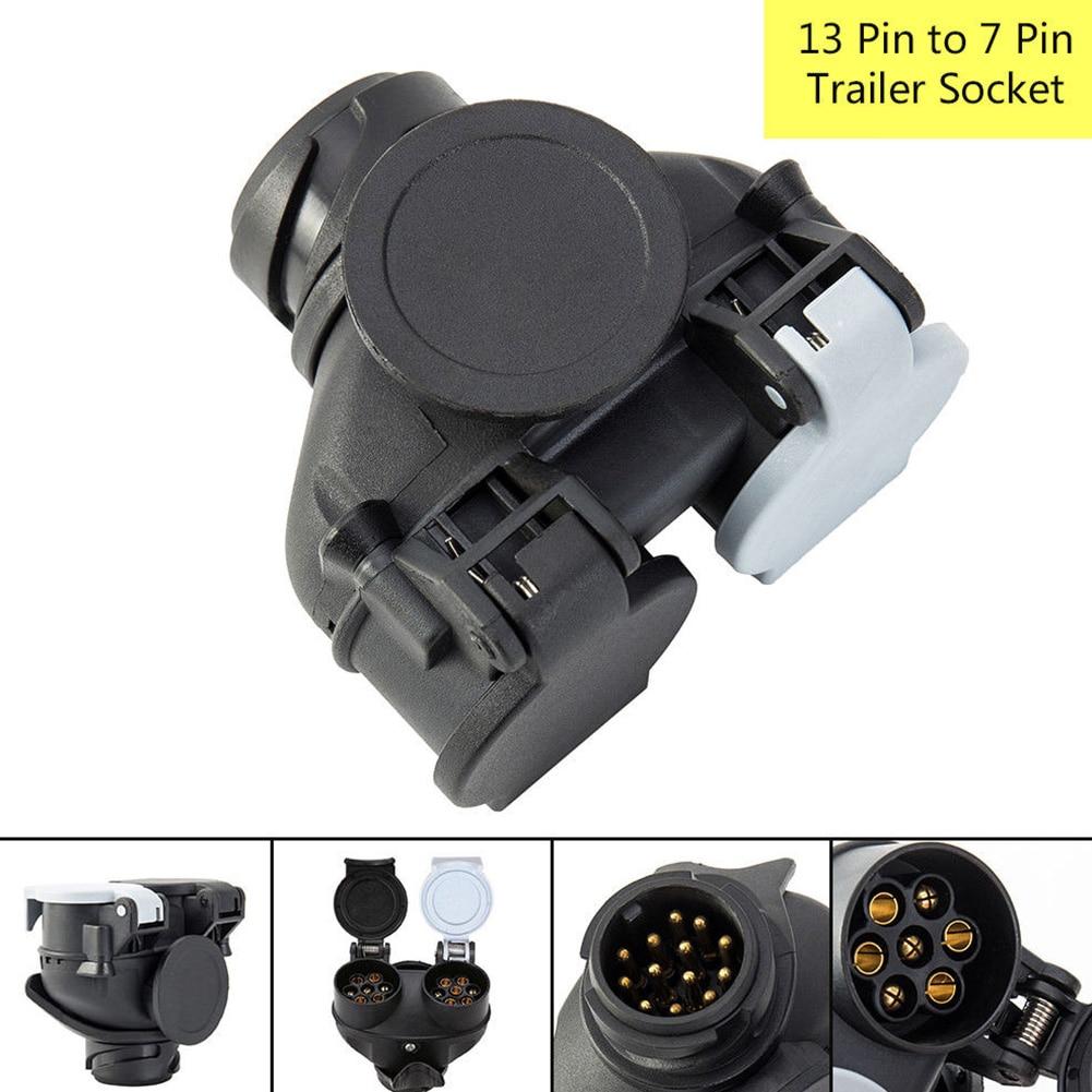 7 Pin To 13 Pin Wiring Diagram