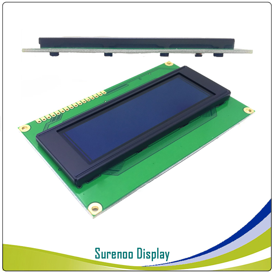 Real OLED Display Military Level 2004 204 20*4 Character LCD Module