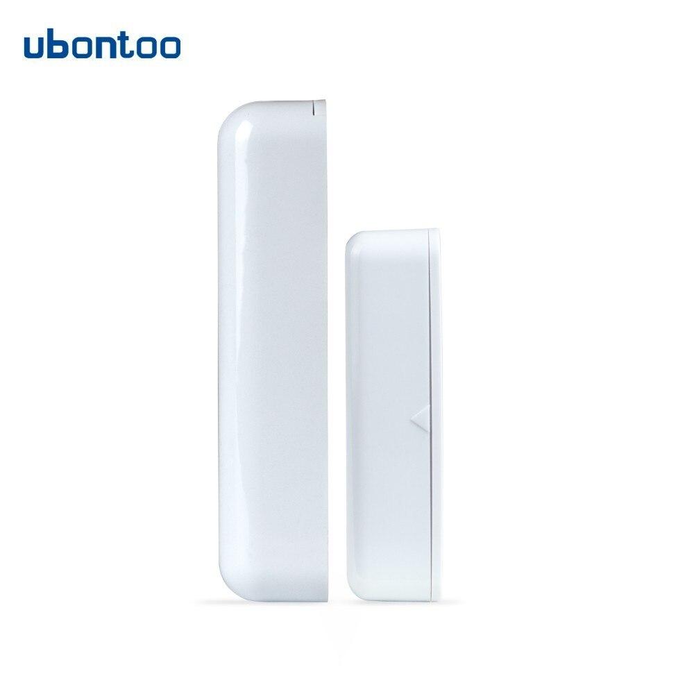 Ubontoo 10 pièces de Fenêtre Sans Fil Capteur D'aimant De Porte Détecteur De Capteurs D'alarme Maison Intelligente Détecteurs Pour ubontoo Système D'alarme - 4
