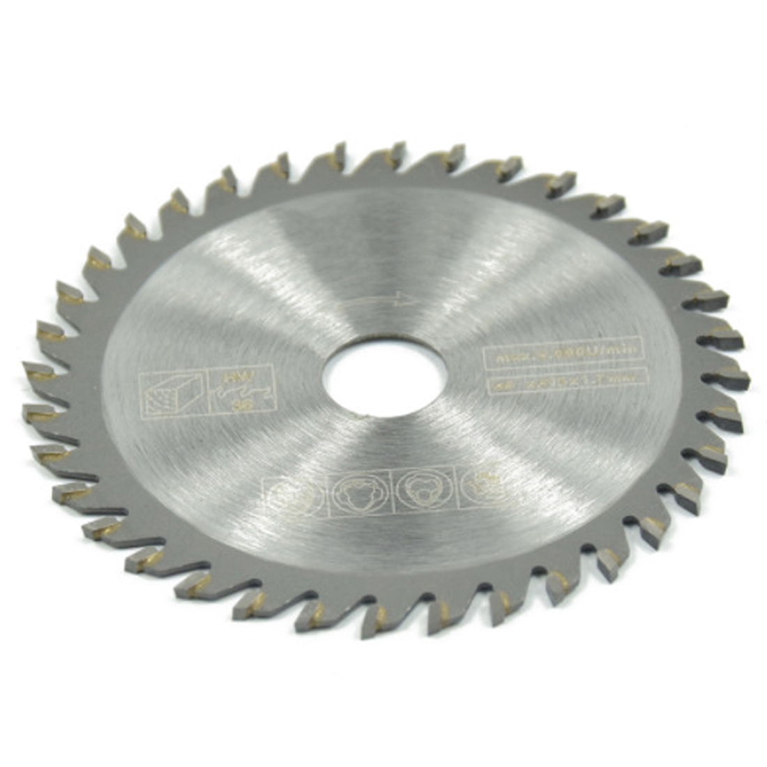 36T TCT Tungsten Carbide Mini Circular Saw Blade For Wood Cutting Power Tool Accessories Mini Saw