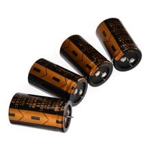 все цены на Mayitr 4pcs 30*50mm Replacement Electrolytic Capacitor For ELNA AUDIO 63V 10000UF онлайн