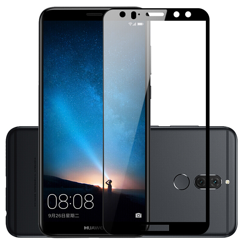 Full Cover Tempered Glass For Huawei Mate 10 Lite Screen Protector On The Huawey Mate 10 Pro Mate10 Lite Protective Glas Film 9h