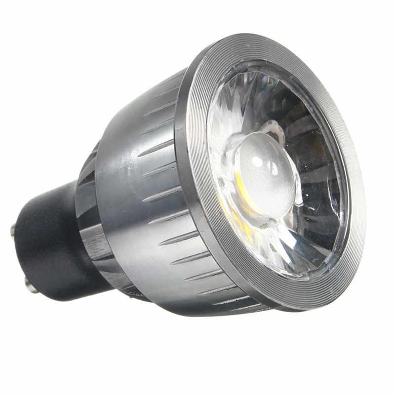 Smuxi светодио дный лампочки Spotlight GU10 MR16 6 W 9 W 220 V 12 V светодио дный удара 120 градусов Spotlight светодио дный лампы для светильники Настольная лампа