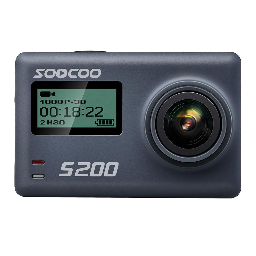 170 Grad Objektiv Sport Tragbare Camcorder 30 M Action Ultra Bulit In 1250 Mah (abnehmbar) Hd 4 K H.264 Kamera