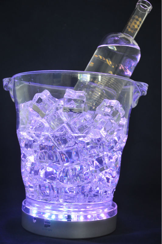 ICE Bucket Light Base WHITE