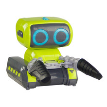 969 Intelligent Engineering Infrared Control 3 in 1 Excavator Driller Pushdozer Programmable Music Dance Truck RC Robot Toy Gift(China)