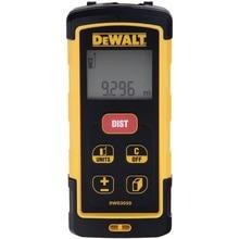Laser range finder DeWalt DW03050 (Дальность измерения 50 м, точность измерения 1.5 мм, 2 батареи типа AAA, защитный чехол для ношения на поясе)