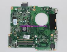 Véritable 828164 001 828164 601 DA0U8AMB6A0 w N2840 CPU carte mère dordinateur portable carte mère pour HP 15 15 F série PC portable