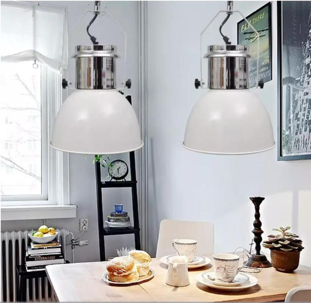 Suspension 2 lampes Vintage
