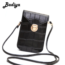 Vintage Ultra Thin Women Mini Shoulder Bag Fashion Single Crossbody Casual Store Coin Purse Cell phone Small Clutch