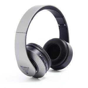 Image 4 - Casque Bluetooth sur loreille casque Hi Fi stéréo sans fil casque pliable souple mémoire protéines cache oreilles intégré micro réduction du bruit