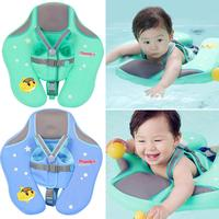 Baby Solid Swimming Float Toys Non Inflatable Swimming Ring Safety PVC Children Swim Training Aid For Bathtub Pools Swim Trainer