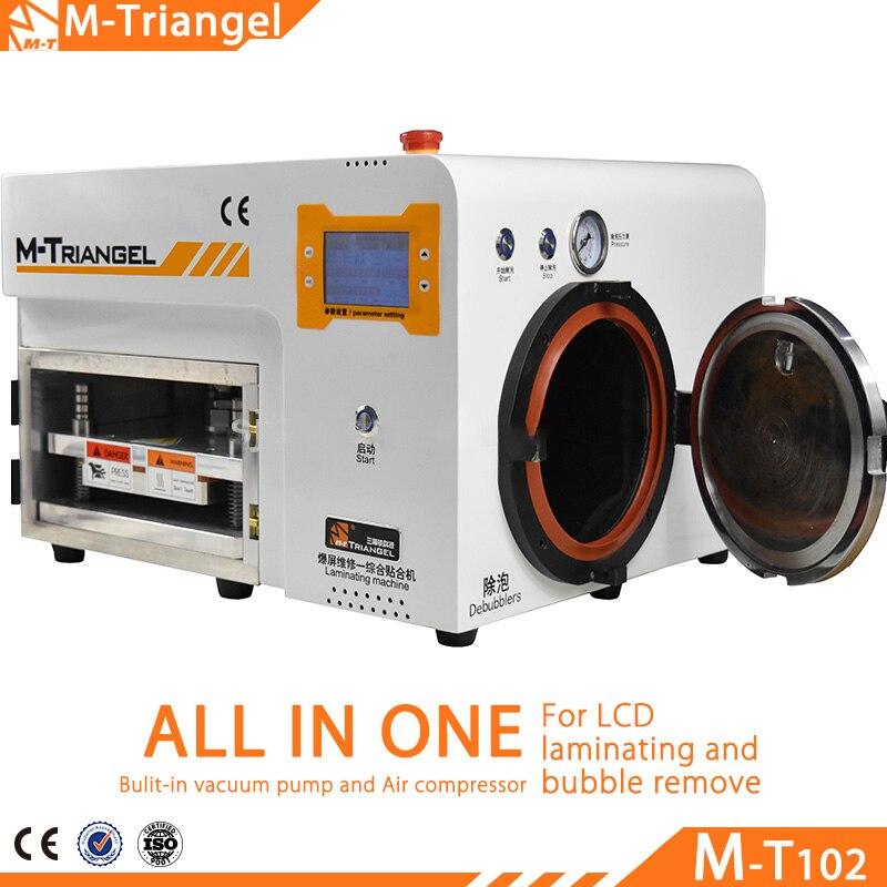 M-Triangel OCA Vacuum Laminating And Bubble Removing Machine 1