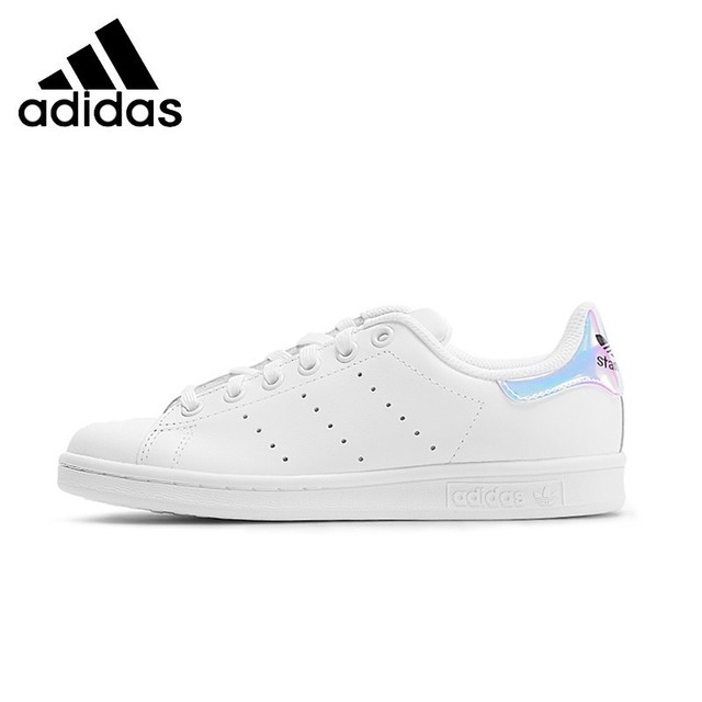 49cbda6c851 ADIDAS Stan Smith Original Womens Skateboarding Shoes Breathable Stability  Sneakers For Women Shoes