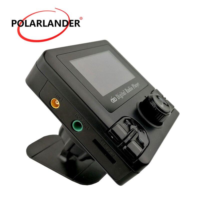 Voiture Auto Radio sans fil Bluetooth mains libres FM émetteurs voiture Dab GPS récepteur adaptateur Tuner sortie Audio DAB/DAB + récepteur GPS
