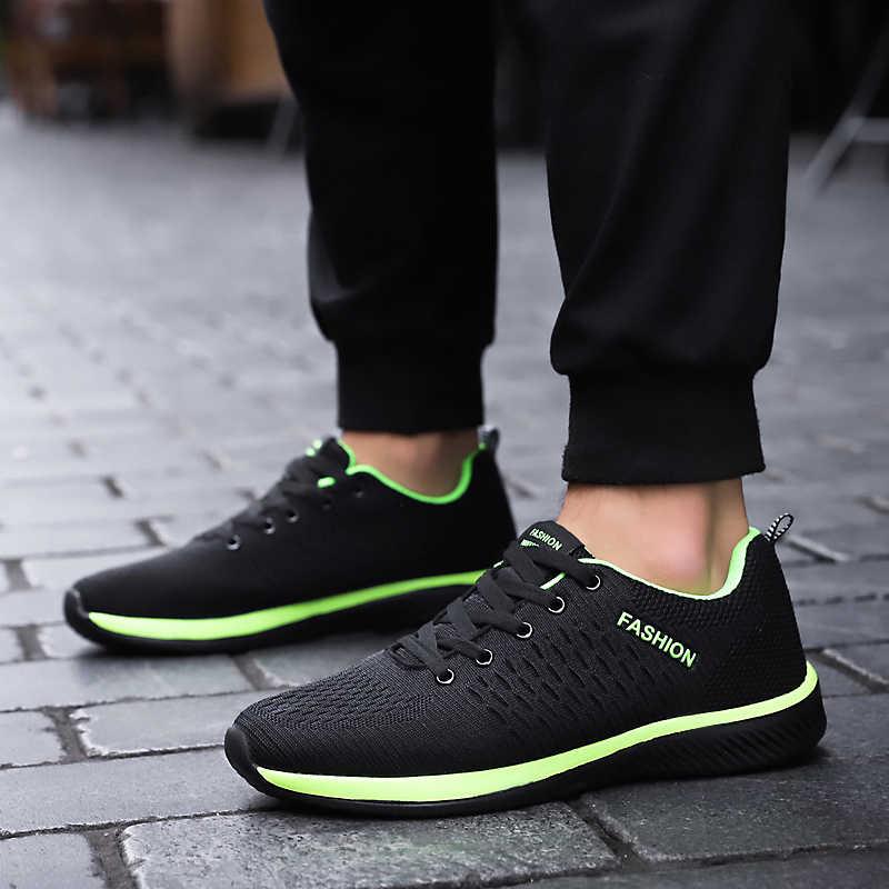 Мужские кроссовки; Повседневная обувь; мужская обувь на шнуровке; Легкие уличные Прогулочные кроссовки; удобные мужские теннисные кроссовки; Masculino Adulto Baskets