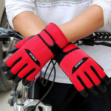 Autumn And Winter Man Keep Warm Thickening Will Cotton Glove Outdoors Ride Be In Good Luck Action Bicycle Non-slip