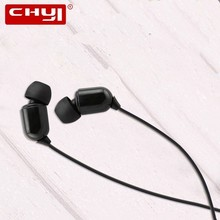 лучшая цена CHYI Wired In Ear Earphone 3m Extra Long Cable Bass Earphones Super Stereo Music Headset Earbud Earbuds For Phone Without Mic