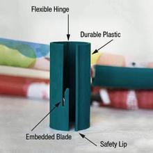 Легкий скользящий резак для оберточной бумаги рулон бумаги Резак режет префект линии каждый раз для Прямая поставка мини портативный