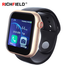 Z6 Smart Watch Men Women SIM Card Bluetooth Phone Watch Clock HD Call MP3 Camera 1.54 inch Watches Smartwatch For Android IOS цены