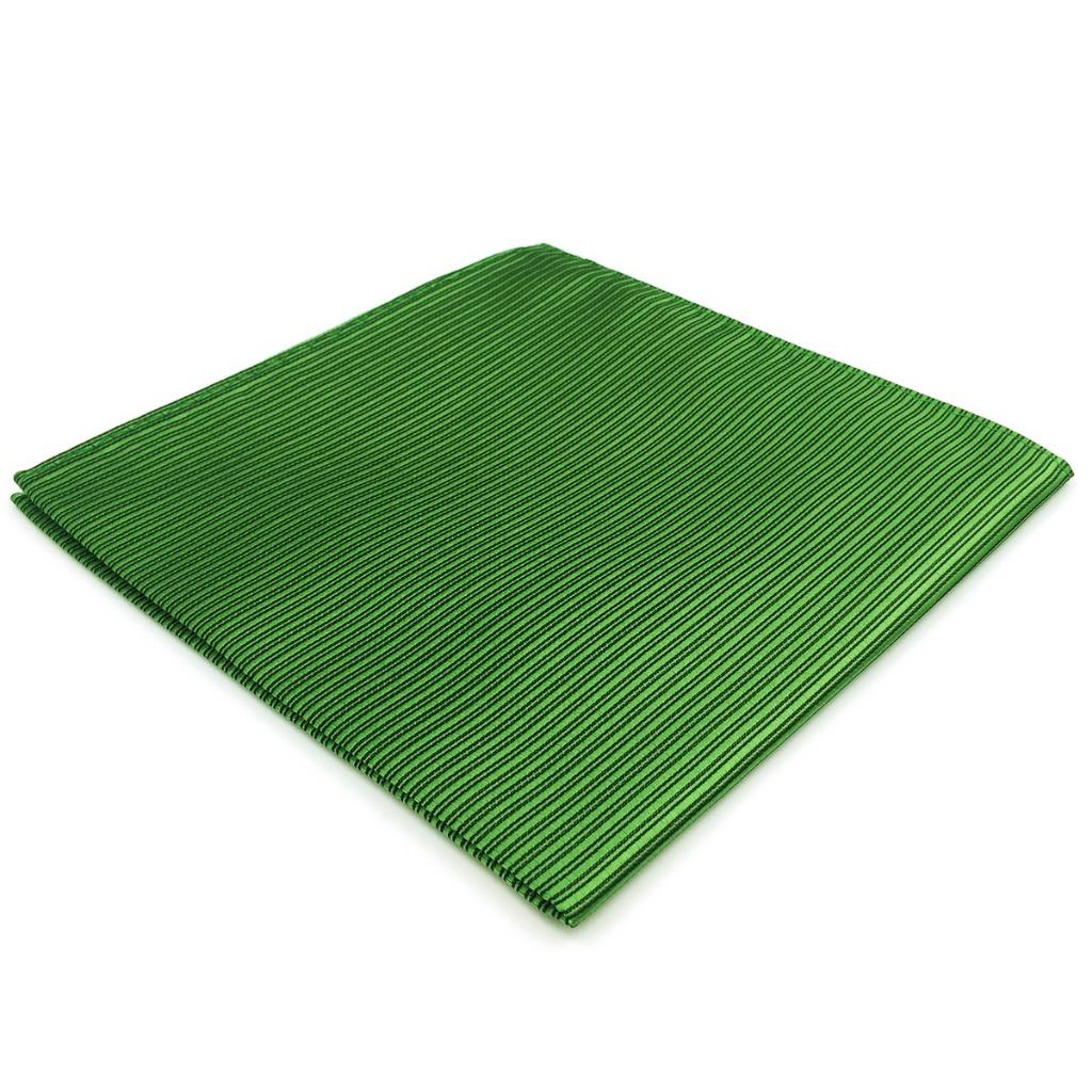 EH19 Mens Pocket Square Solid Color Green Wedding Classic Handkerchief Fashion Dress Hanky