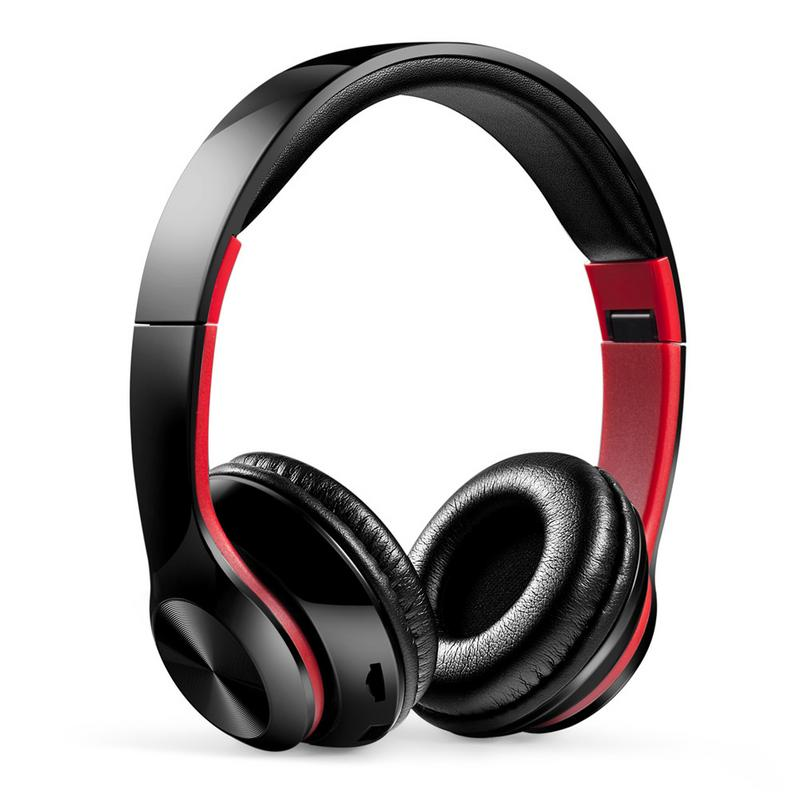 Image 4 - Portable Headphones Wireless Bluetooth Foldable Headset Stereo Hd Hifi Sounds Surrounding Devices With Mic Hands free Calling-in Bluetooth Earphones & Headphones from Consumer Electronics