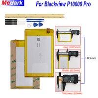 Mcdark 11000mAh For Blackview P10000 Pro Battery Batterie Bateria Accumulator AKKU ACCU PIL Mobile Phone +Tools