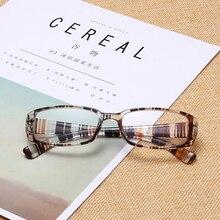 iboode Retro Reading Glasses Men Women Presbyopic Eyeglasses Vintage Unisex Black Leopard Frame HD Lens Oculos De Grau