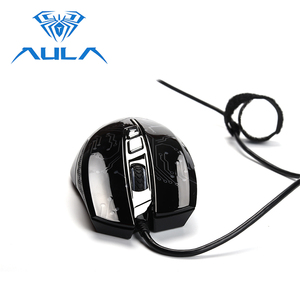 Image 4 - AULA Gaming Mouse USB Wired RGB Ergonomic DPI 5000 Adjustable For Laptop Desktop PC Computer Accessories Gamer Mouse #SI9010