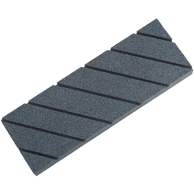 Flattening Stone For Whetstone Silicon Carbide Lapping Stone With Grooves Coarse Grinding Lapping Plate Flattener Fixer Sharpeners     - title=