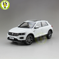1/18 FAW V W T ROC T ROC Diecast Car Model Toys KIDS Boy Girl Birthday Gift Collection Hobby White