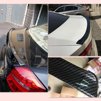 NEW SALE Car tail rubber trim strip FOR Mercedes Benz Smart Fortwo Forfour Roadster W211 W203 W204 W210 W124 AMG W202 CLA W212