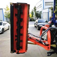 Боковой тип опрокидывания полевой косилки для 55-85hp тракторов