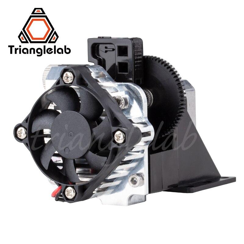 Imprimante 3d Trianglelab titan Aero V6 extrudeuse hotend kit complet extrudeuse titan kit complet reprap mk8 i3 Compatible TEVO ANET - 4