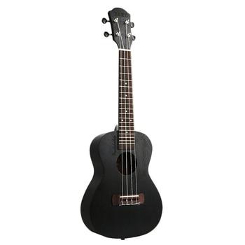 цены HOT-Yael 23 Inch Concert Ukulele 4 Strings Hawaiian Mahogany Mini Guitar Uku Acoustic Guitar Ukelele