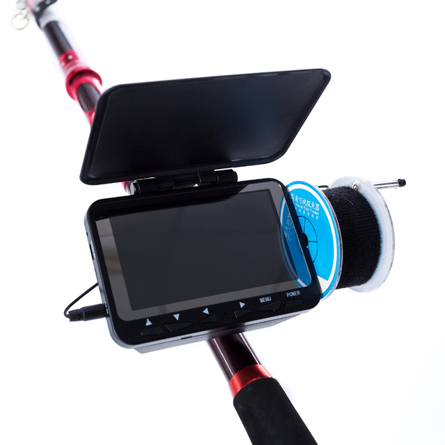 Underwater Fish Finder Video Camera