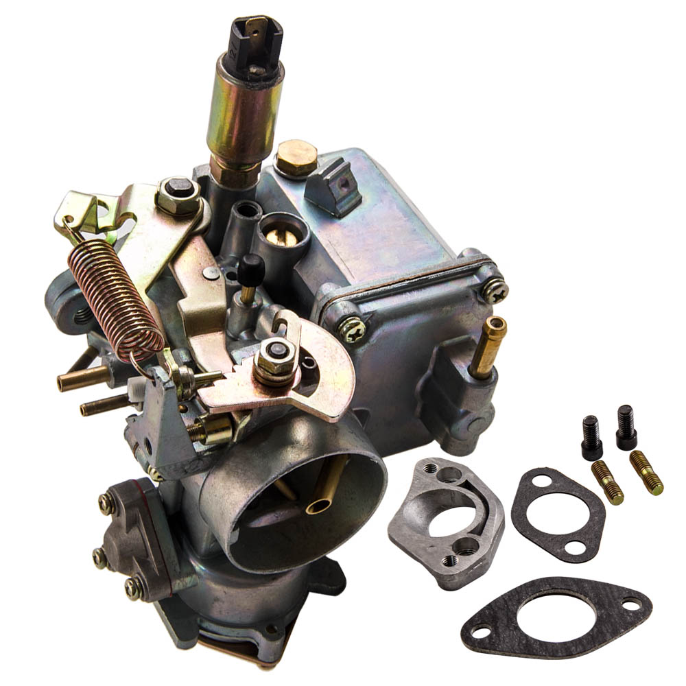 Carb fit for VW 30//31 PICT-3 Carburetor Type 1 and 2 VW Bug Bus Ghia 113129029a