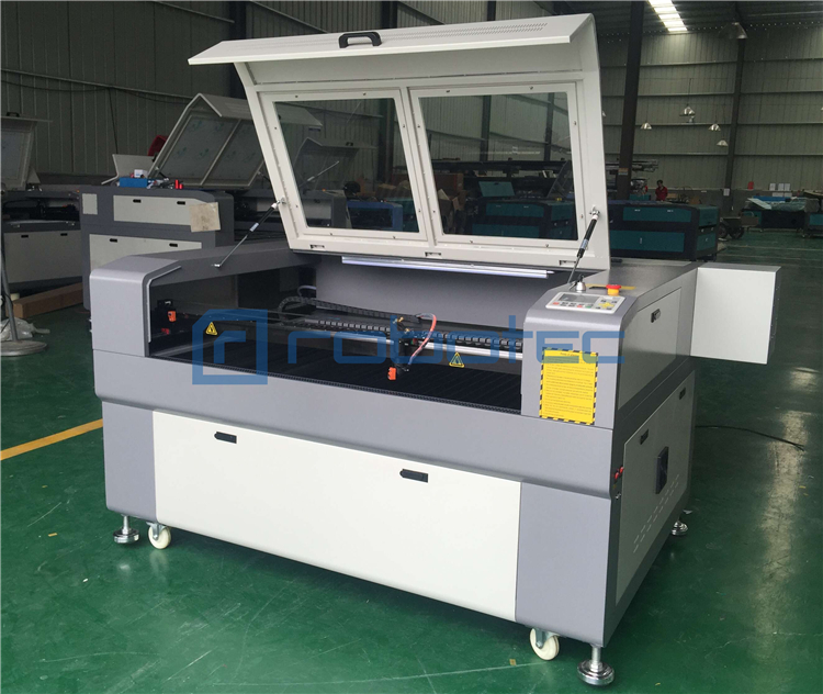 Cortadora del laser del metal fino del bajo costo de China, cortador - Maquinaría para carpintería - foto 5