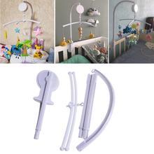 Baby Crib Holder ABS Plastic Plush Hanging Baby DIY Crib Mob