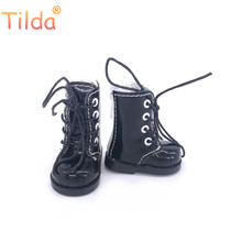 Tilda 5cm Shoes For Dolls BJD Toy Casual Boots 1/6 Gym Sneak