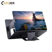 CASEIER Phone Table Holder Screen Amplifier For iPhone X XR Xs Max Desk With Samsung S10 S9