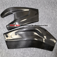 Motorcycle Swingarm Covers in 100% carbon fiber For BMW S1000RR 2009 2017 S1000R 2014 2016 Twill