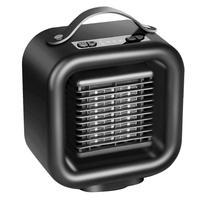 1000W Electric Heater PTC Indoor Heating Fan Heater Warmer Portable Smart Personal Space Warming Machine Auto Head Shaking