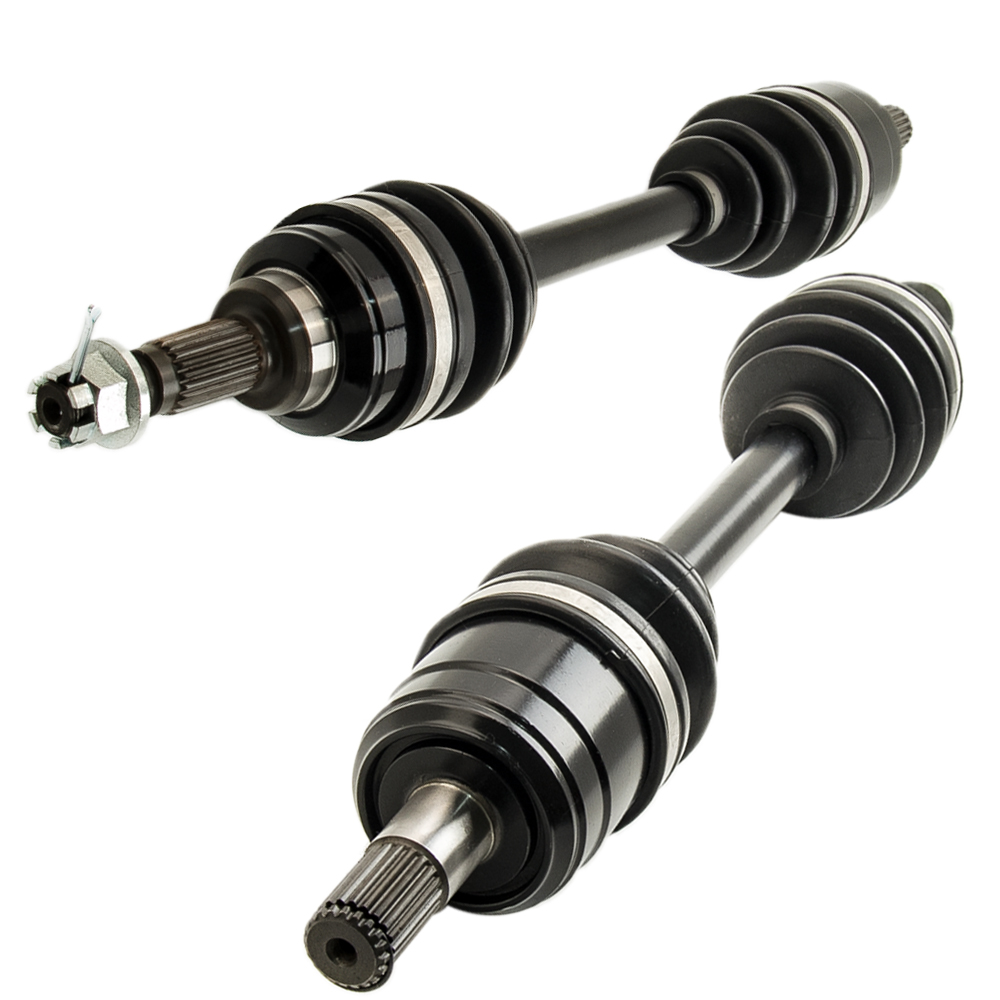 2pcs Front Left / Right Axle Drive Shaft CV Joint Set   for Honda FourTrax 300 TRX300FW 4x4 1988-2000