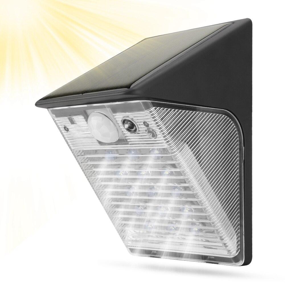 Top 1080P WiFi Wireless Outdoor Yard LED Lamp Solar IP65 Waterproof Camera