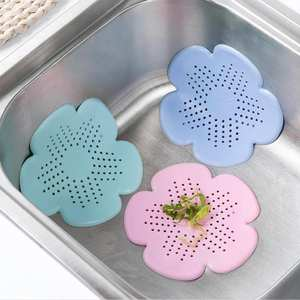 Houkiper 1Pc Bathroom Filter Sink Strainer Hair Catcher